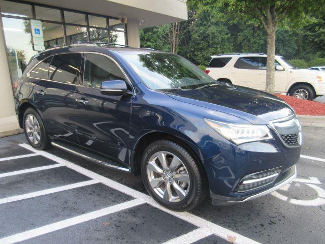 awd cargo road test long lt mdx acura term space