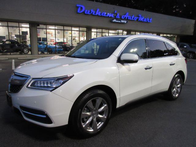 2016 Acura Mdx For Sale >> 2016 Acura Mdx Durham Nc Raleigh North Carolina Suvs Vehicles For
