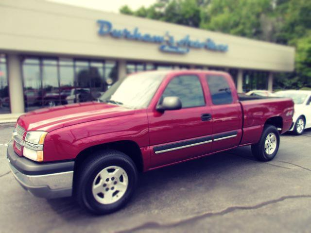 2004 Chevrolet Silverado 1500 Durham Nc Raleigh North