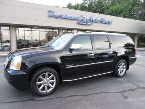 2014 GMC Yukon XL for sale in Durham, NC