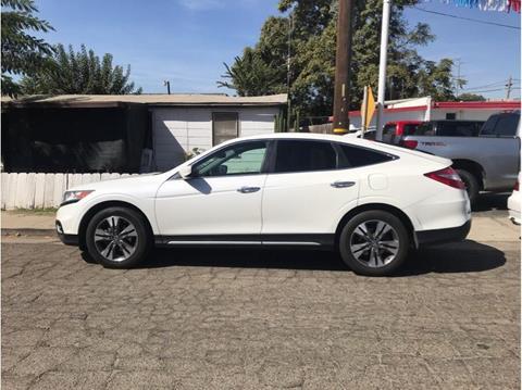 2015 Honda Crosstour for sale in Farmersville, CA