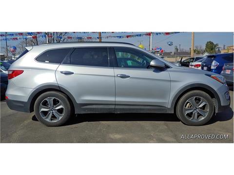 2016 Hyundai Santa Fe for sale in Farmersville, CA