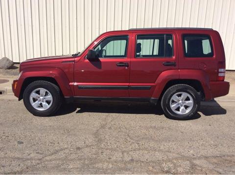 2012 Jeep Liberty for sale in Farmersville, CA