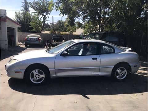 2004 Pontiac Sunfire for sale in Farmersville, CA