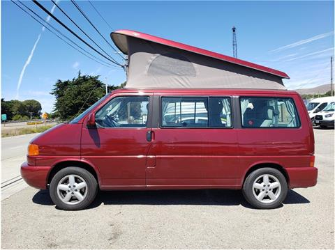 2002 Volkswagen EuroVan for sale in Farmersville, CA