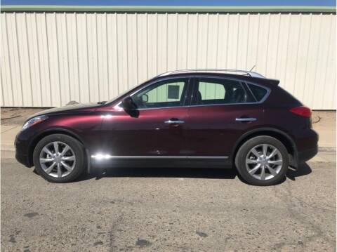 2013 Infiniti EX37 for sale at Dealers Choice Inc in Farmersville CA