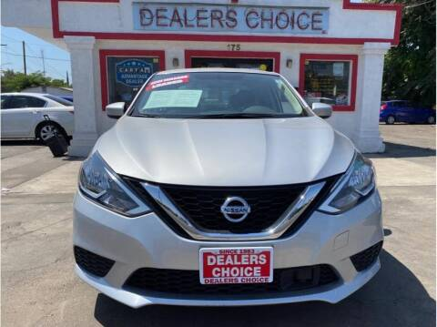 2018 Nissan Sentra for sale at Dealers Choice Inc in Farmersville CA