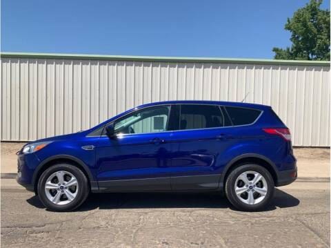 2016 Ford Escape for sale at Dealers Choice Inc in Farmersville CA