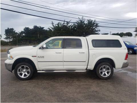 2016 RAM Ram Pickup 1500 for sale at Dealers Choice Inc in Farmersville CA