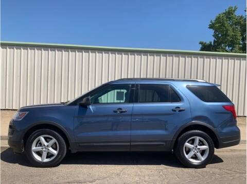 2018 Ford Explorer for sale at Dealers Choice Inc in Farmersville CA
