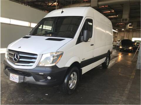 2015 Mercedes-Benz Sprinter Cargo for sale at Dealers Choice Inc in Farmersville CA