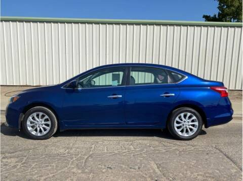 2017 Nissan Sentra for sale at Dealers Choice Inc in Farmersville CA