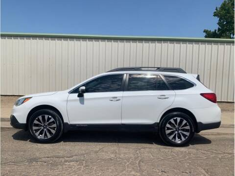 2016 Subaru Outback for sale at Dealers Choice Inc in Farmersville CA