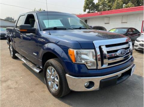 2012 Ford F-150 for sale at Dealers Choice Inc in Farmersville CA