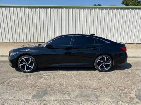 2018 Honda Accord for sale at Dealers Choice Inc in Farmersville CA