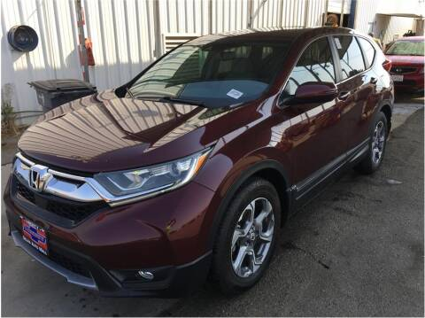 2019 Honda CR-V for sale at Dealers Choice Inc in Farmersville CA