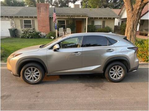 2017 Lexus NX 200t for sale at Dealers Choice Inc in Farmersville CA