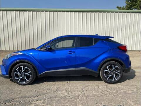 2018 Toyota C-HR for sale at Dealers Choice Inc in Farmersville CA