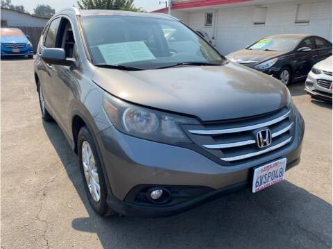 2012 Honda CR-V for sale at Dealers Choice Inc in Farmersville CA