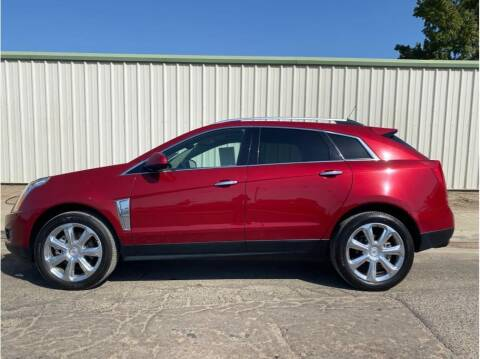 2013 Cadillac SRX for sale at Dealers Choice Inc in Farmersville CA