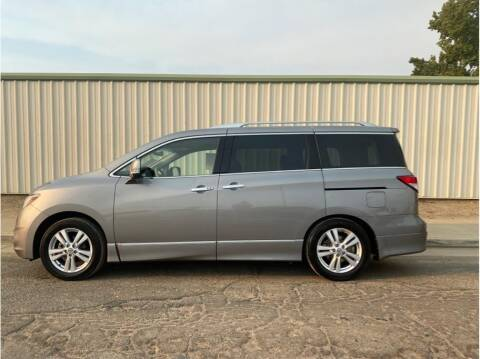 2011 Nissan Quest for sale at Dealers Choice Inc in Farmersville CA
