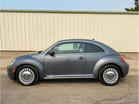 2014 Volkswagen Beetle for sale at Dealers Choice Inc in Farmersville CA