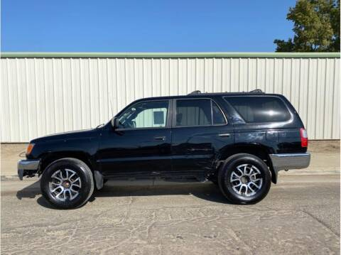1999 Toyota 4Runner for sale at Dealers Choice Inc in Farmersville CA