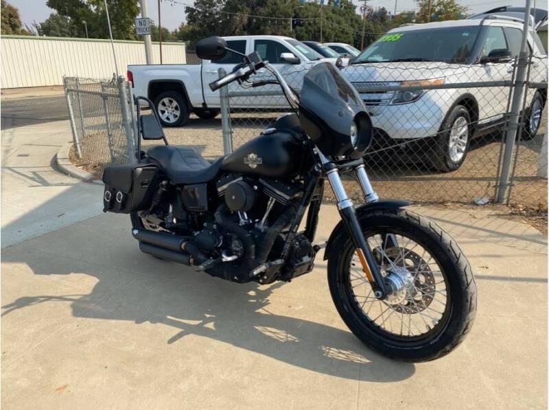 2016 Harley Davidson FXDB103 / Dyna Street Bob for sale at Dealers Choice Inc in Farmersville CA