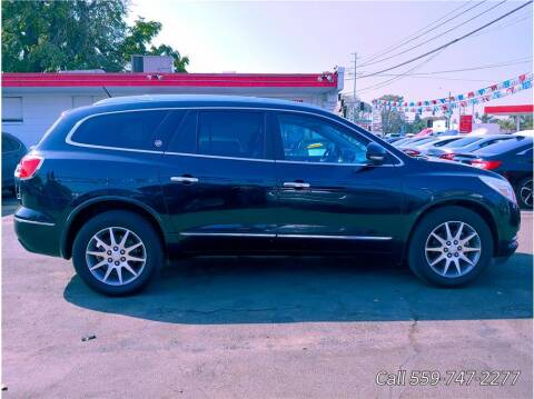 2013 Buick Enclave for sale at Dealers Choice Inc in Farmersville CA