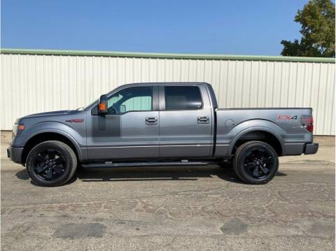 2013 Ford F-150 for sale at Dealers Choice Inc in Farmersville CA