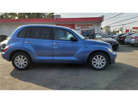 2007 Chrysler PT Cruiser for sale at Dealers Choice Inc in Farmersville CA