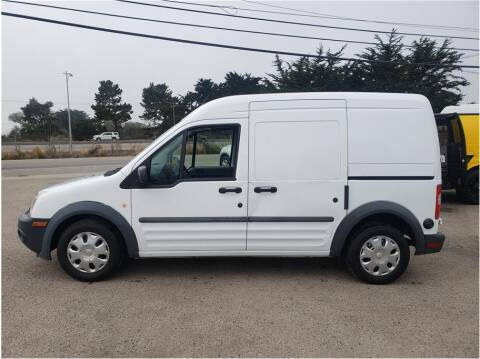 2011 Ford Transit Connect for sale at Dealers Choice Inc in Farmersville CA