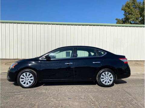 2015 Nissan Sentra for sale at Dealers Choice Inc in Farmersville CA
