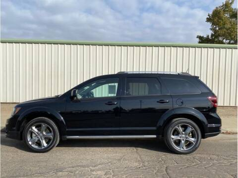 2017 Dodge Journey for sale at Dealers Choice Inc in Farmersville CA