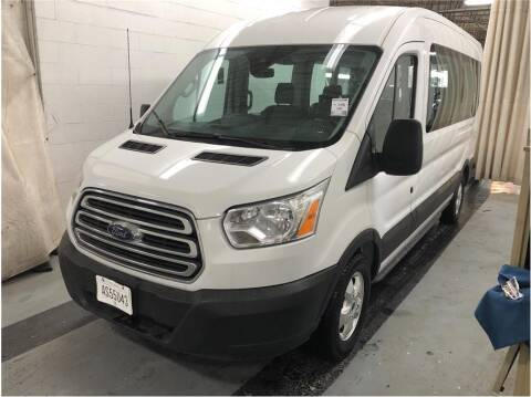 2019 Ford Transit Passenger for sale at Dealers Choice Inc in Farmersville CA