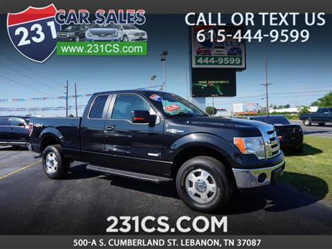 2014 ford f 150 for sale in lebanon tn - 2014 Ford F 150