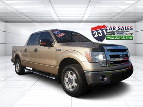 2013 Ford F-150 for sale in Lebanon, TN