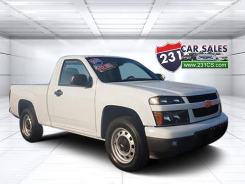 2012 Chevrolet Colorado for sale in Lebanon TN