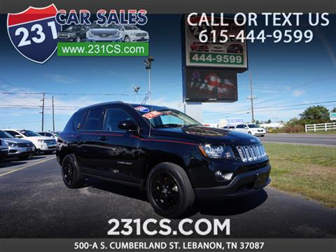2014 Jeep Compass for sale in Lebanon, TN