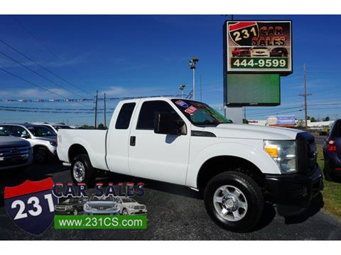 2011 Ford F-250 Super Duty for sale in Lebanon, TN