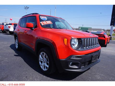 2015 Jeep Renegade for sale in Lebanon, TN