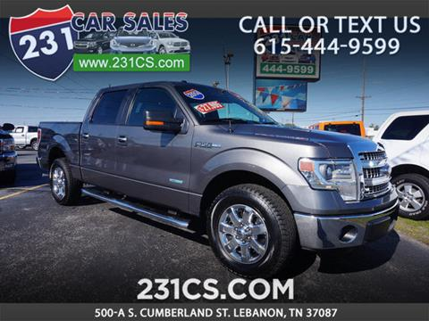2014 Ford F-150 for sale in Lebanon, TN