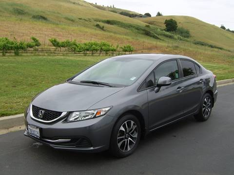 2013 Honda Civic for sale in Hayward, CA
