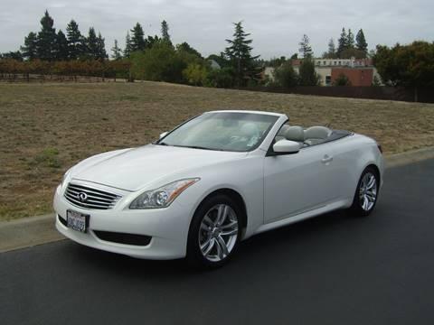 2010 Infiniti G37 Convertible for sale in Hayward, CA