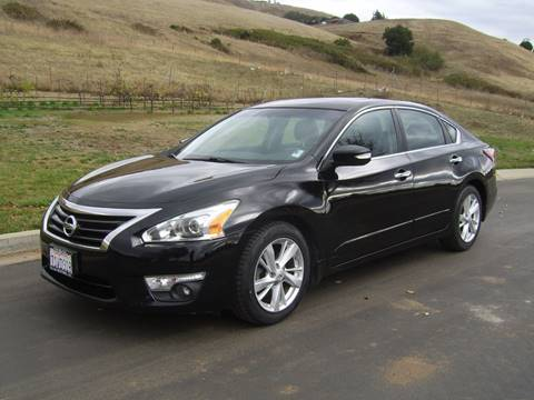 Used Nissan Altima For Sale >> 2015 Nissan Altima For Sale In Hayward Ca
