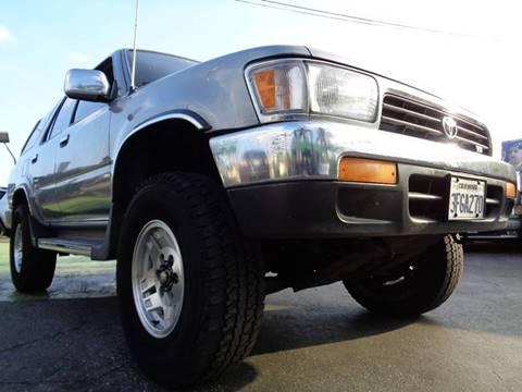 1993 Toyota 4Runner for sale in Whittier, CA