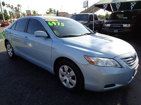 2008 Toyota Camry for sale in Whittier, CA