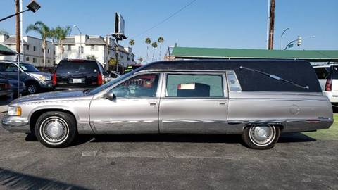1996 Cadillac Fleetwood for sale in Whittier, CA