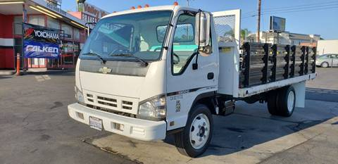 2007 Chevrolet W5500 for sale in Whittier, CA