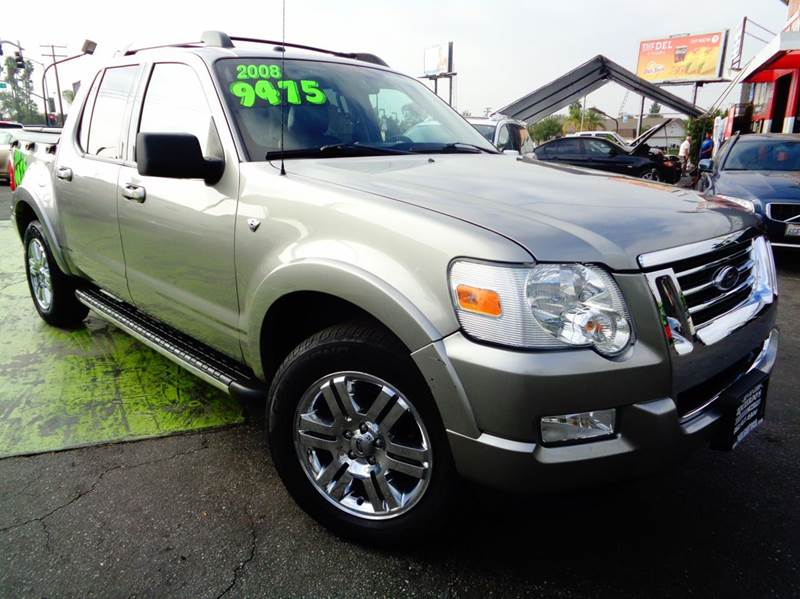 2008 Ford Explorer Sport Trac for sale at Pauls Auto in Whittier CA
